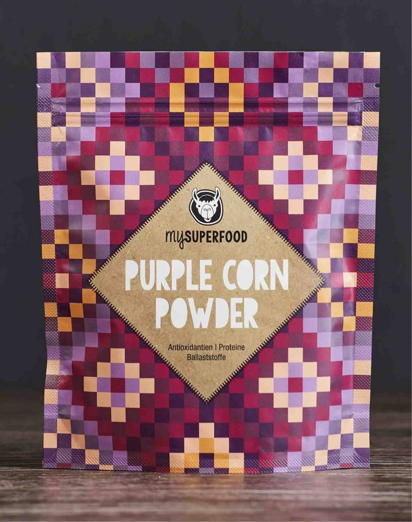 Purple Corn Powder, 200 g