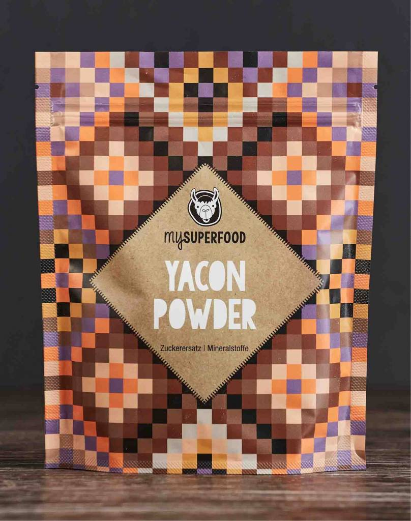Organic Yacon Powder, 200 g