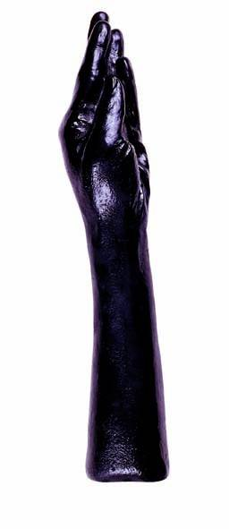 X-Men Dildo Fist Met Arm