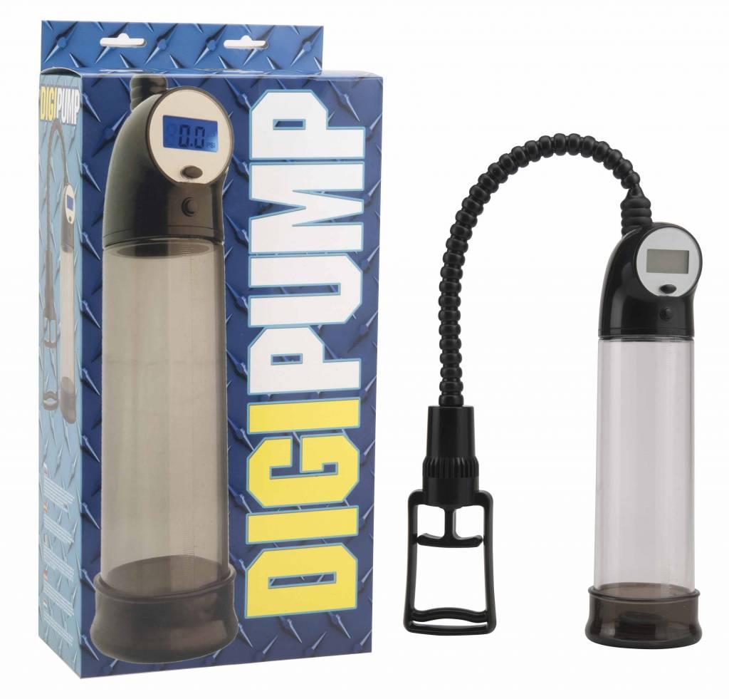 Digi Pomp met PSI drukmeter