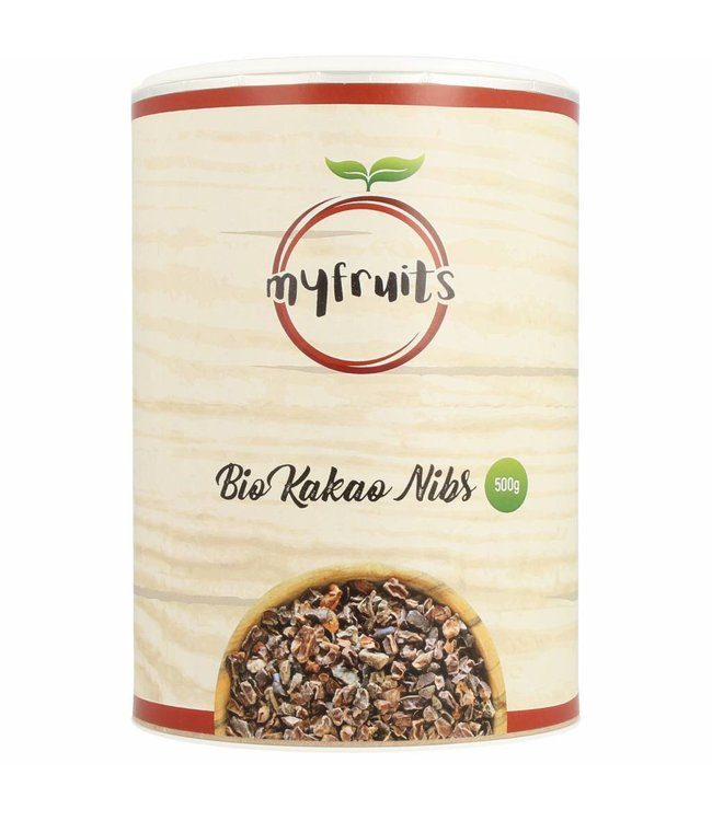 myfruits Bio Kakao Nibs