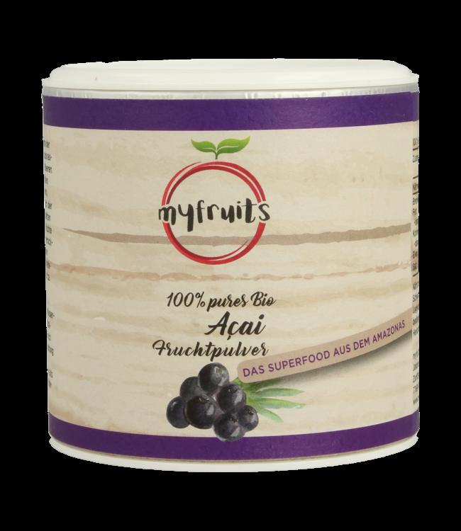 myfruits Bio Acai Pulver