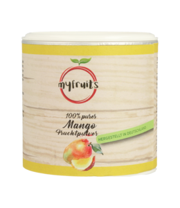 myfruits Mangopulver