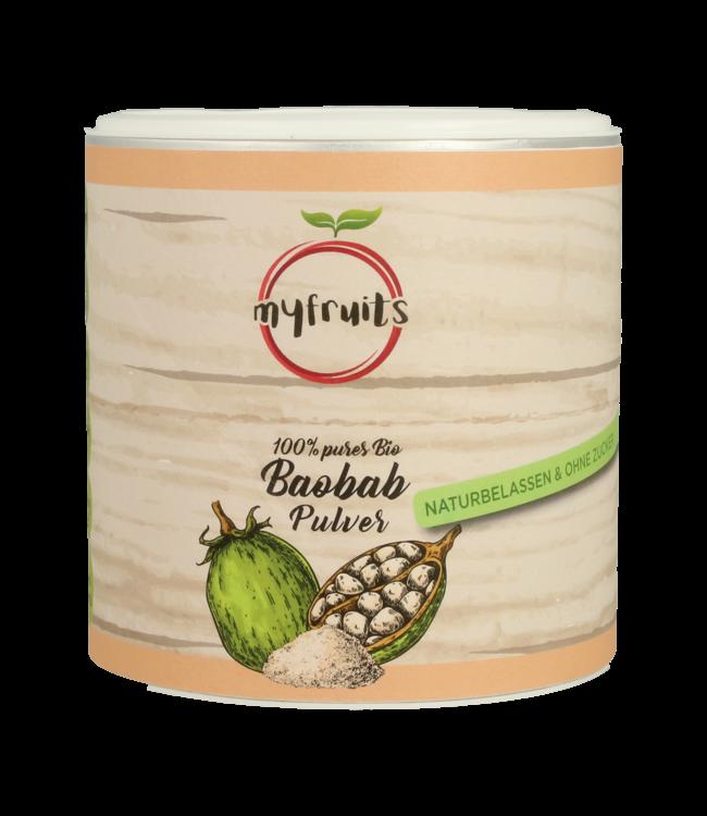 myfruits Bio Baobab Pulver