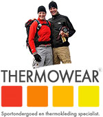 Thermowear specialisten in thermo ondergoed.