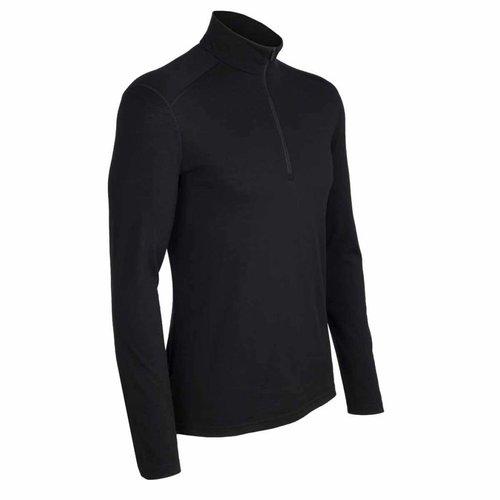 Icebreaker Merino Bodyfit 200 Oasis Half Zip heren thermoshirt met rits