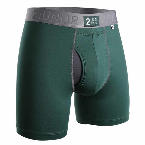 2UNDR Power Shift 6inch heren boxershort