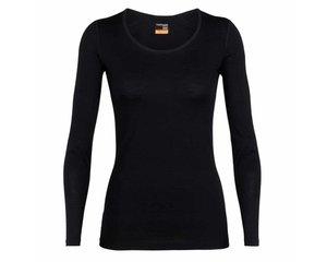 Icebreaker Merino Icebreaker thermoshirt Bodyfit 200 Oasis Scoop dames