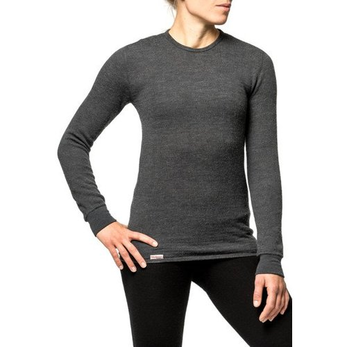 Woolpower 200 dames thermoshirt met merino wol