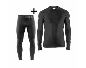 Craft Sportswear Craft Voordeelset Warm Intensity Heren