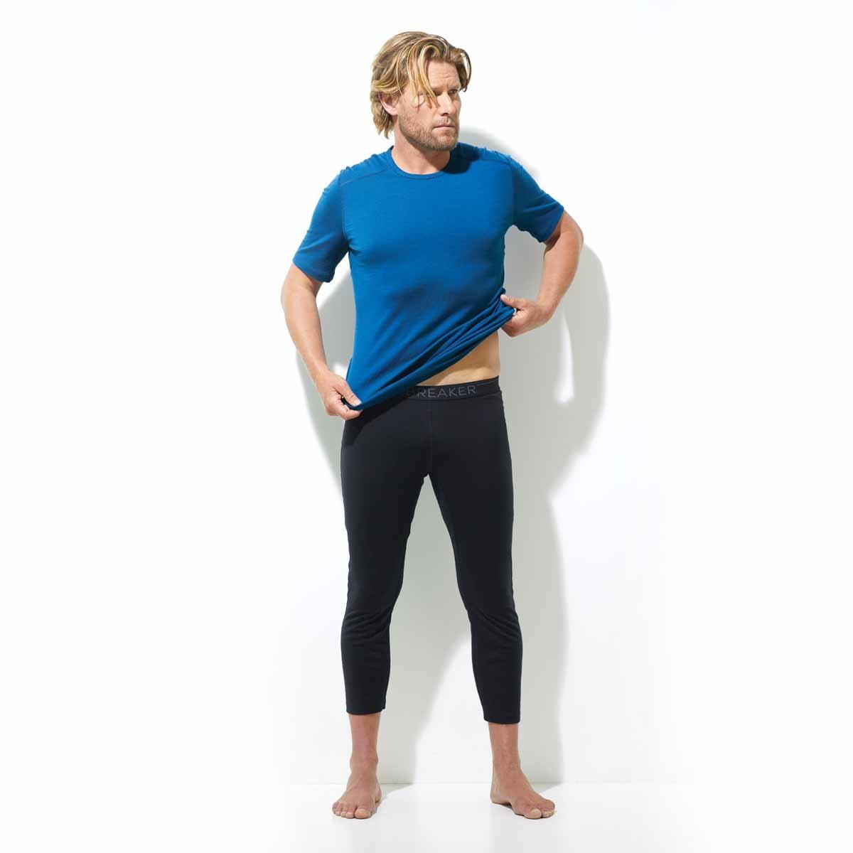 43e70319ce4 Icebreaker Merino Bodyfit 200 Oasis merino wol heren T-shirt