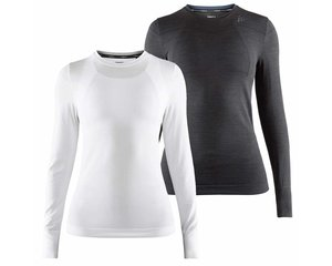 Craft Sportswear Craft Fuseknit Comfort thermoshirt dames