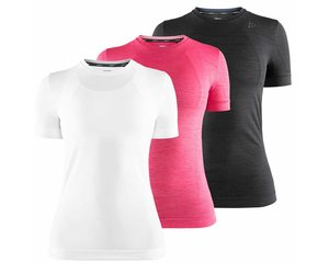 Craft Sportswear Craft Fuseknit Comfort T-shirt dames