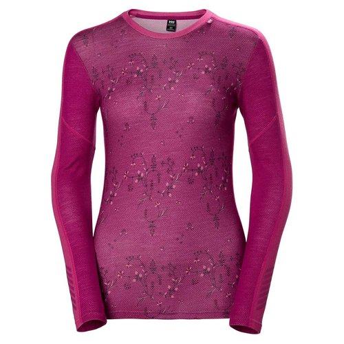 Helly Hansen Lifa Merino Crew dames thermoshirt