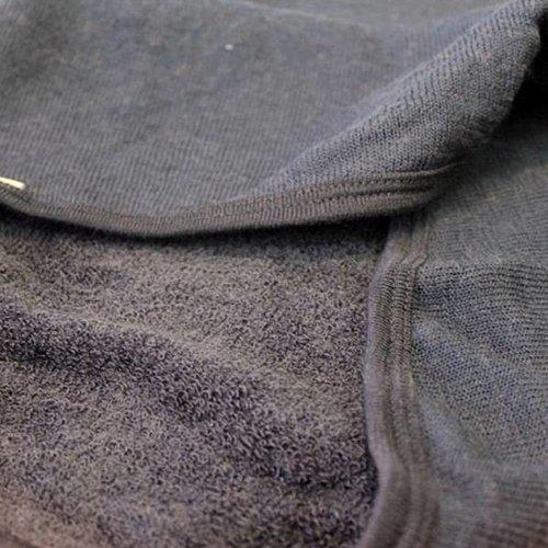 Woolpower 200 heren thermoshirt met kol en rits