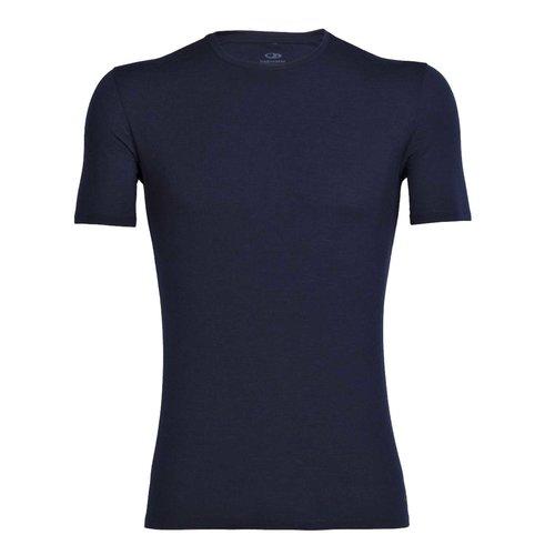Icebreaker Merino Bodyfit 150 Anatomica Crew heren T-shirt van merino wol