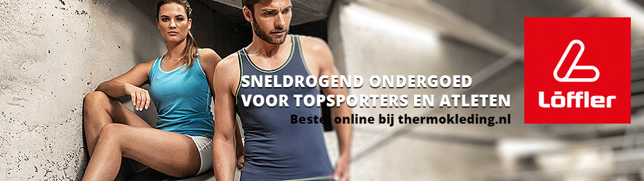 Löffler sportondergoed kopen bij thermokleding.nl