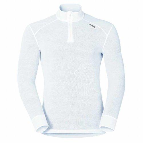 Odlo Warm Active heren thermoshirt met kol en rits
