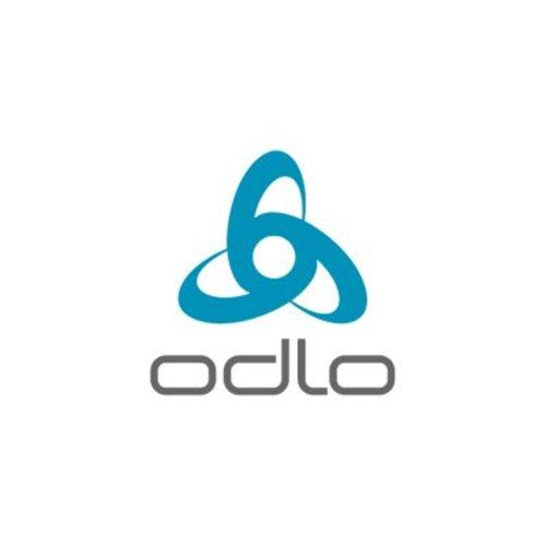 Odlo Warm Originals Junior thermoshirt met kol en halflange rits