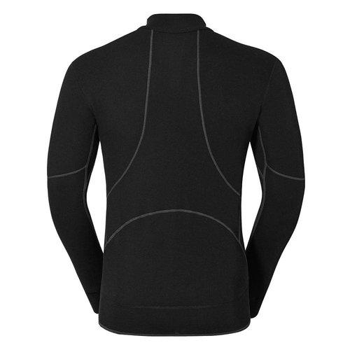 Odlo Extra Warm heren thermoshirt met kol en rits - Copy