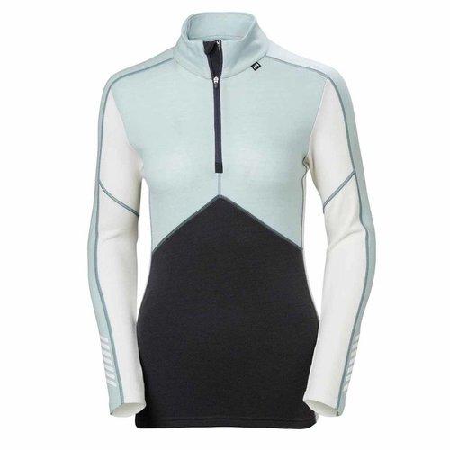Helly Hansen Lifa Merino dames thermoshirt met halflange rits - Copy