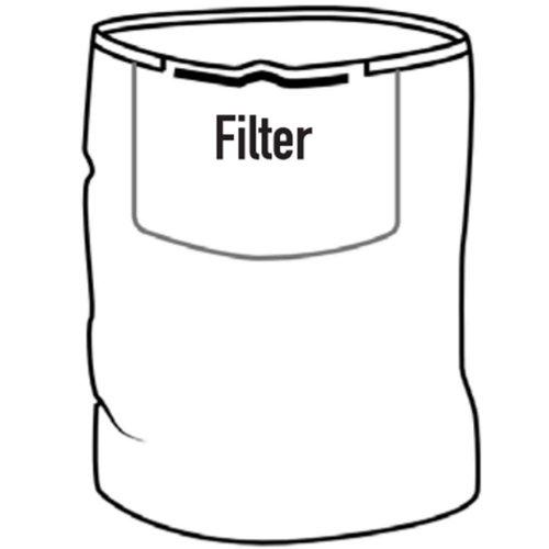 Odlo Nekwarmer met ingebouwde filter en neusclip
