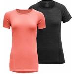 Devold of Norway Running dames thermo t-shirt met ronde hals