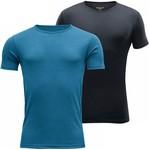 Devold of Norway Breeze heren thermo t-shirt met ronde hals en 150gr merinowol