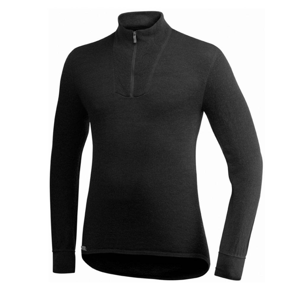 Woolpower Woolpower 400 thermoshirt met rits dames