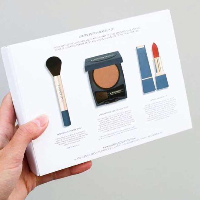 Limited Edition Make-up set