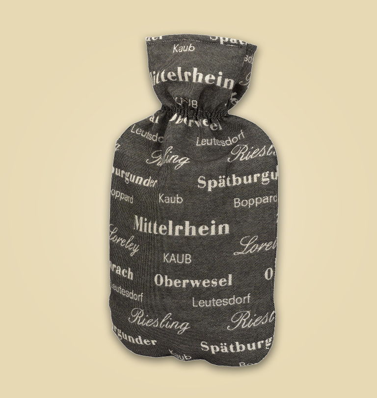 Wärmflasche