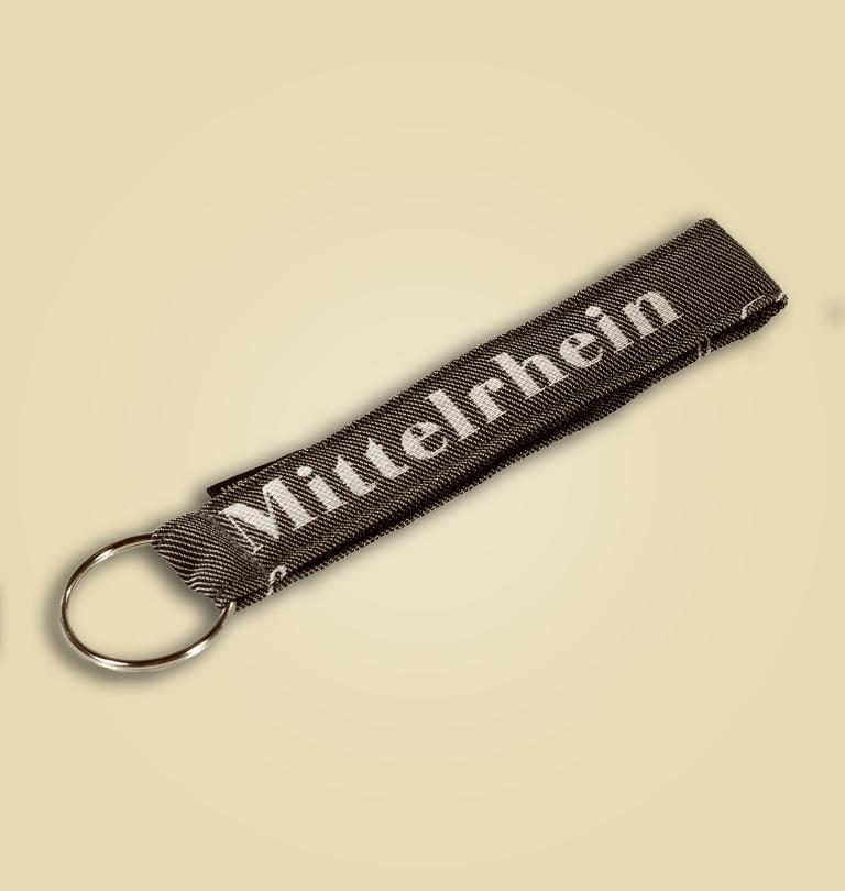 Schlüsselanhänger Mittelrhein