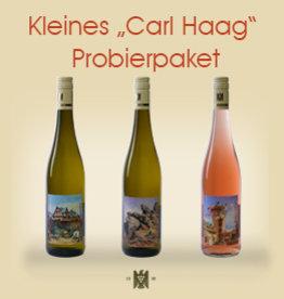 """Kleines """"Carl Haag"""" Probierpaket"""