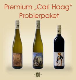 "Premium ""Carl Haag"" Probierpaket"
