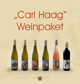 "Weinpaket ""Carl Haag"""