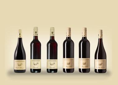 Probierpaket Rotwein -versandkostenfrei-