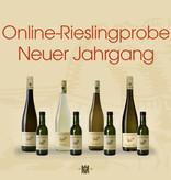 Online-Rieslingprobe - Neuer Jahrgang am 07.05.2021