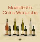 Musikalische Online-Weinprobe am 05.06.2021