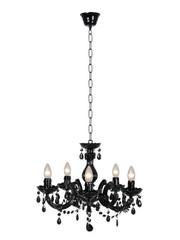 Lucide Hanging lamp Arabesque 5 lights Black