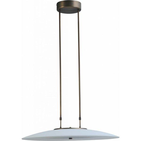 Master Light Hanglamp Mika Brons Led Rond