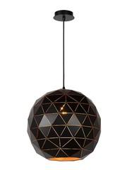 Lucide Hanglamp Otona Zwart  40 cm