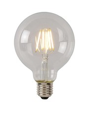 Lucide Filament Led Globe clear 5 watt