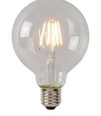Lucide Filament Led Globe clear 5 watt
