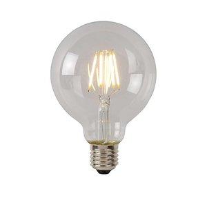 Lucide Filament Led Globe helder 5 watt