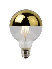 Lucide Filament Led Globe Goud