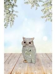 Sweet Lake Compagny Snow owl 10 cm