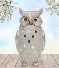 Sweet Lake Compagny Snow owl 24 cm