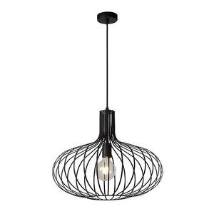 Lucide Hanglamp Manuela Zwart 50 cm