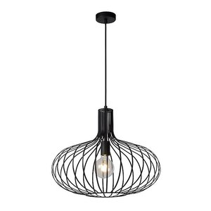 Lucide Hanglamp Manuela Zwart