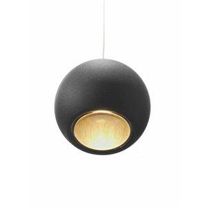 Licht & Wonen Hanglamp Denver Zwart